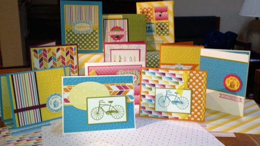 birthday projects