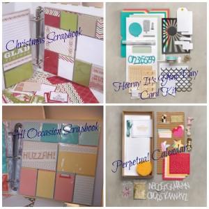 scrapbook collage