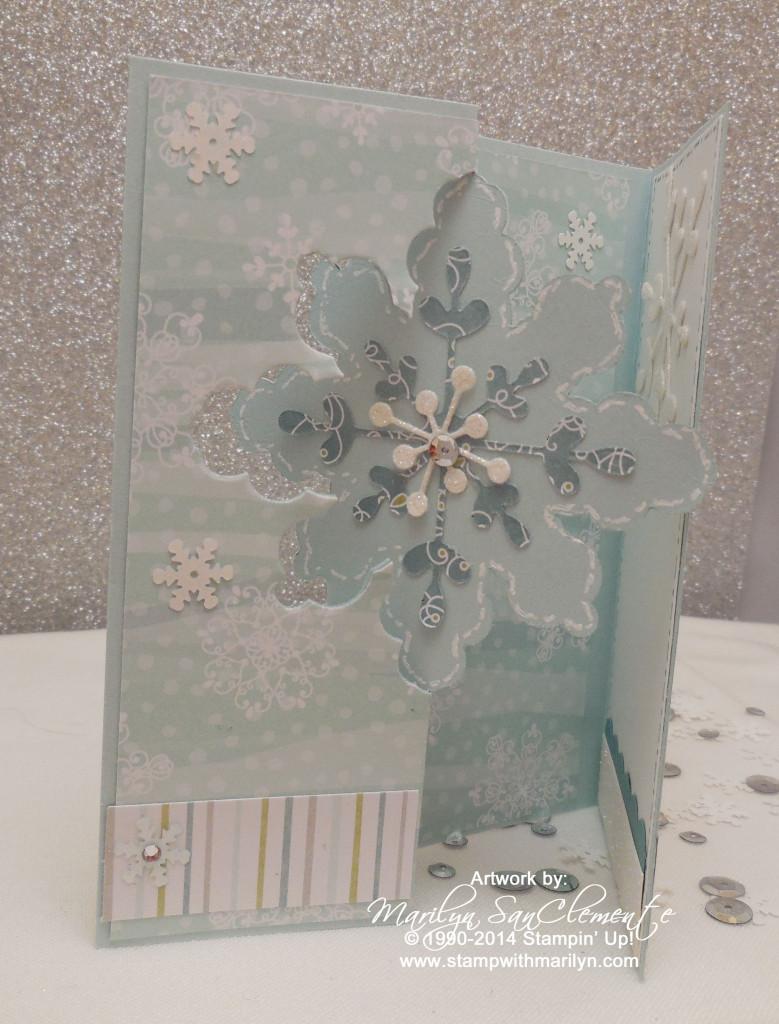 DSCN0460w 779x1024 Snowflake Flip Card