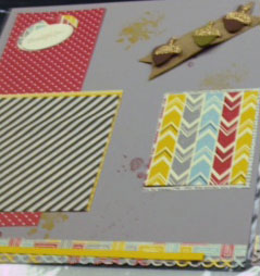 fall scrapbook cu