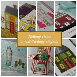 Holiday Home Collage