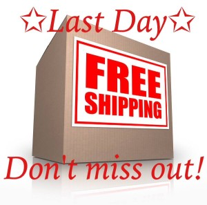 Last-Day...Free-Shipping