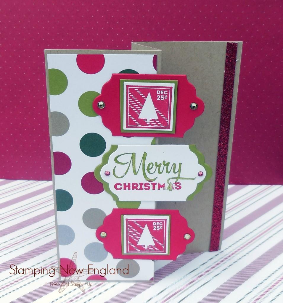 Christmas Flip Card