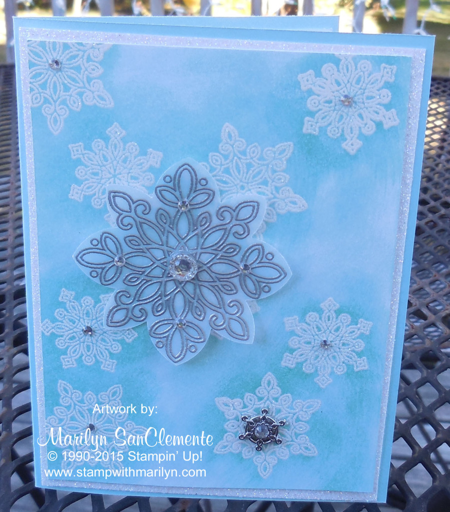 Flurry of Wishes card