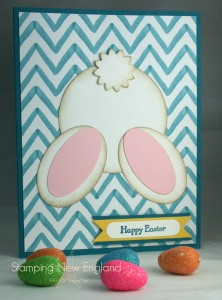 Bunny Punch Card