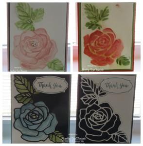 Rose Wonder Collage