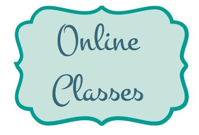 online classes button