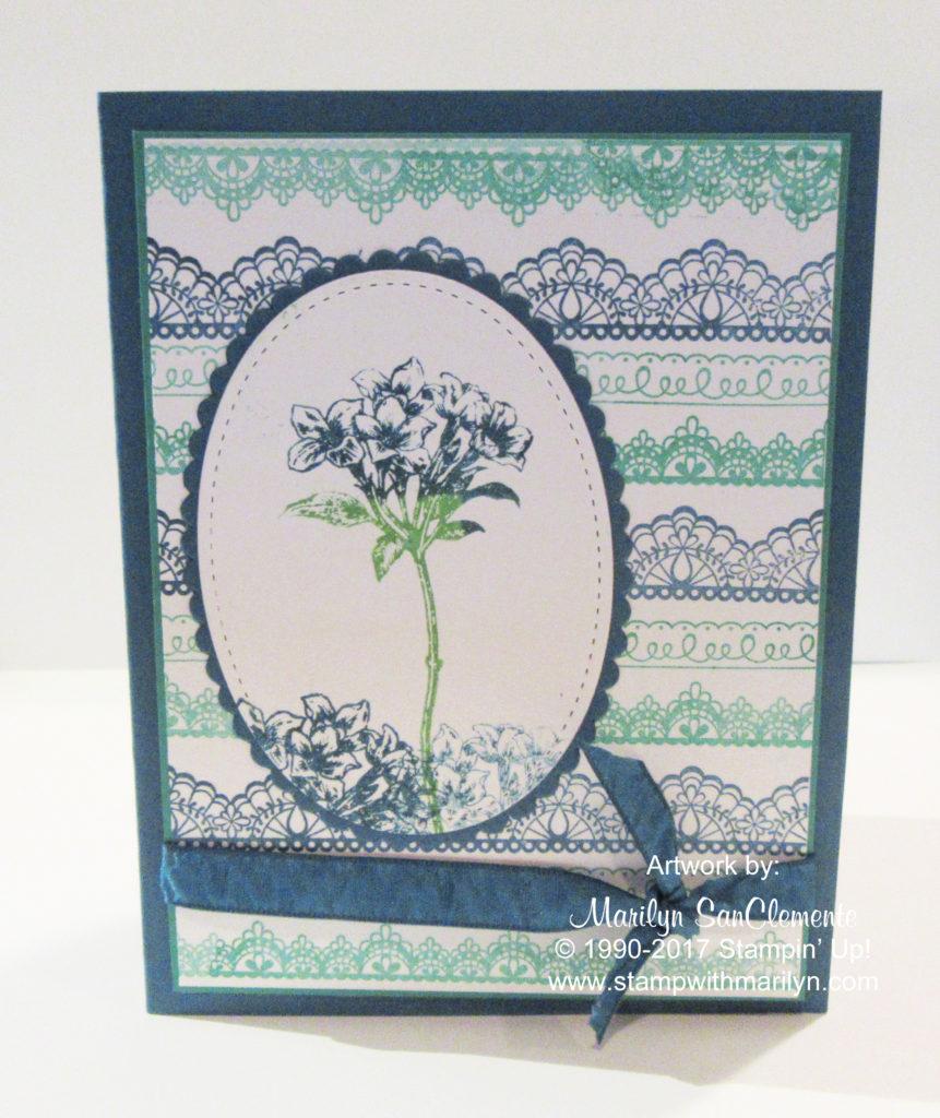 Delicate Details and Avant Garden
