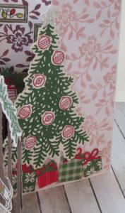 3D Handmade Christmas Card