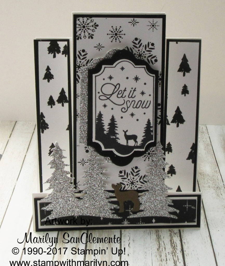 Brand New 1 pack of Merry Little Christmas Designer Series Paper Stampin Up