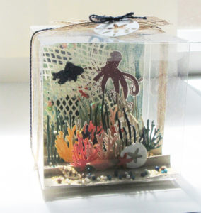 Creative Crafters' Escape Sea of Textures 3D Box