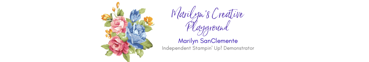 Stamp with Marilyn