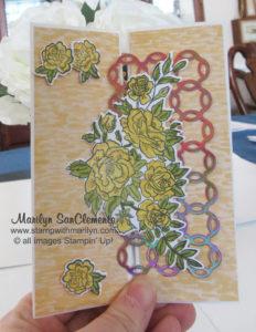 Climbing Rose card