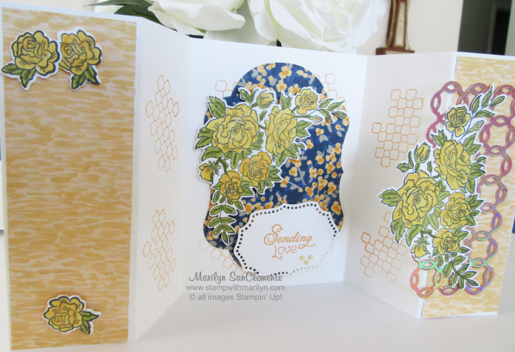 Climbing Roses stamps