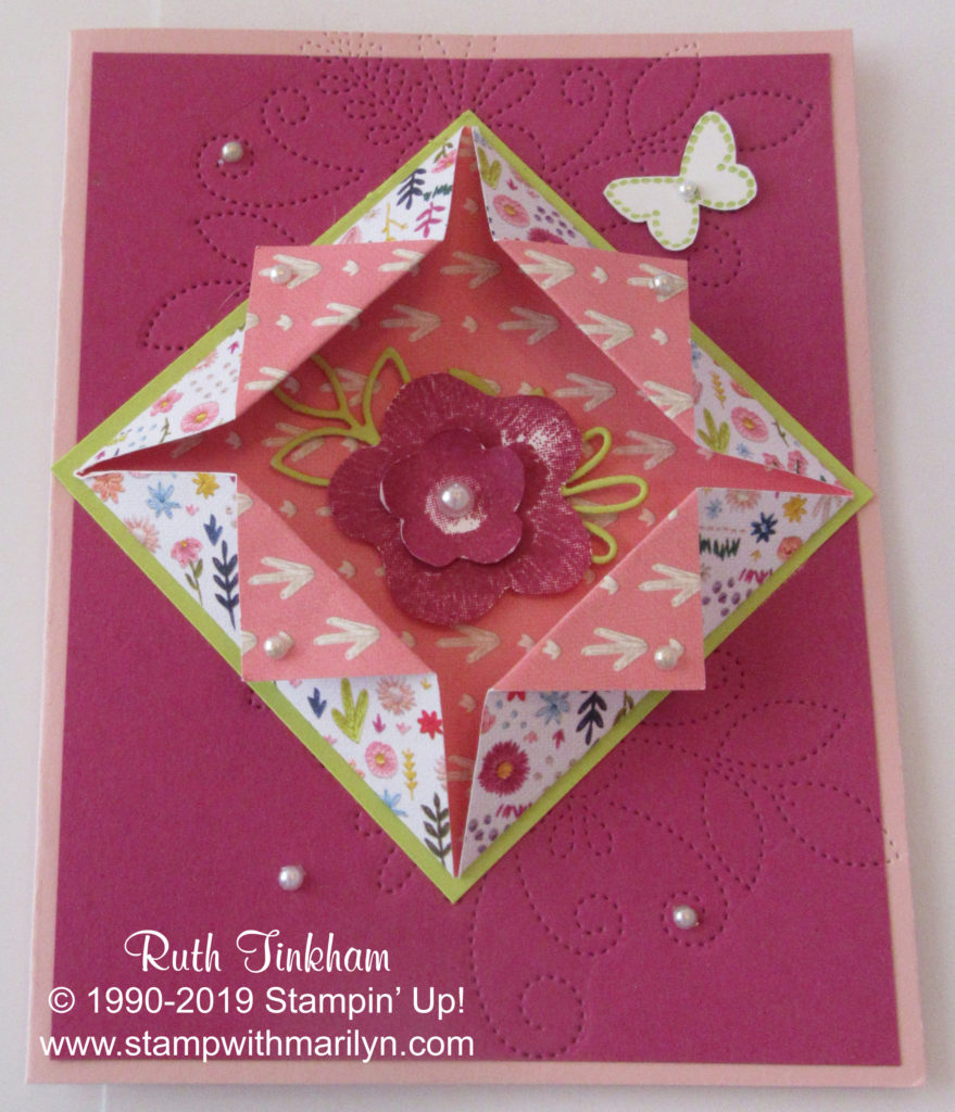 Needlepoint Nook Card