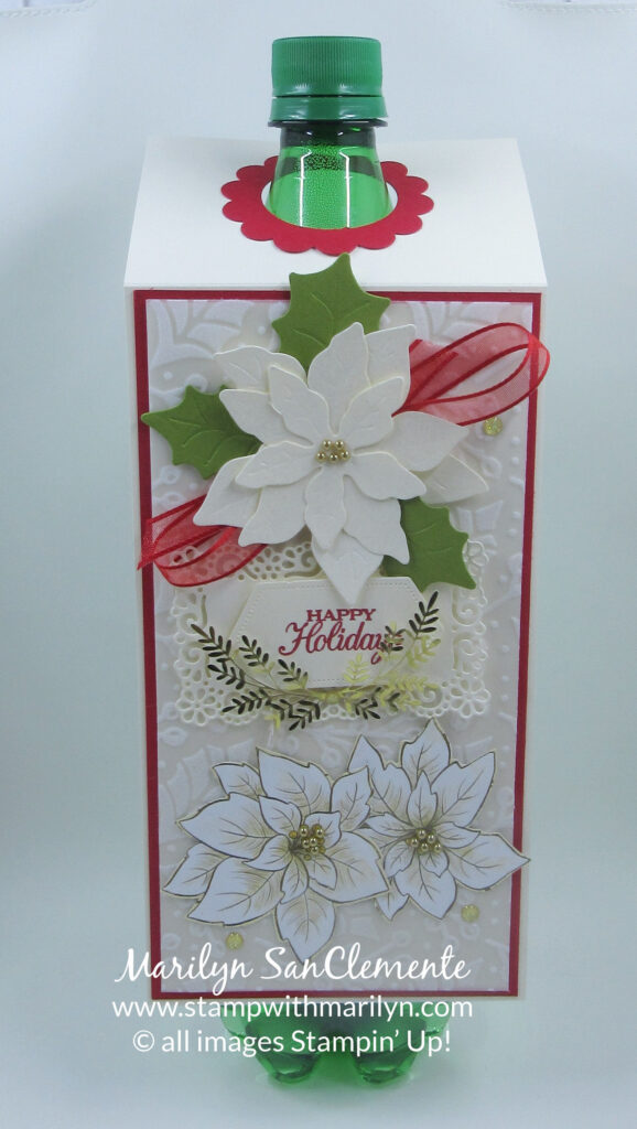 Gift Tag for Wine Bottle