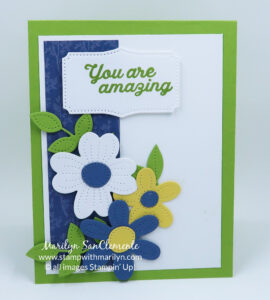 quick & simple In Bloom cards