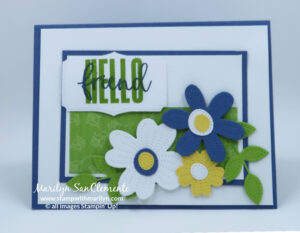 quick & simple In Bloom card