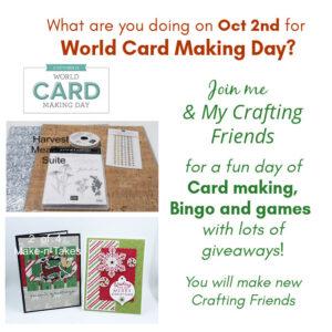 World card making day